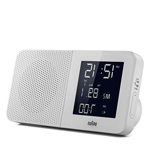 Braun AM/FM Quartz Alarm