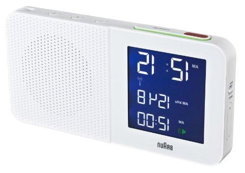 Braun BNC010WH-SRC Alarm