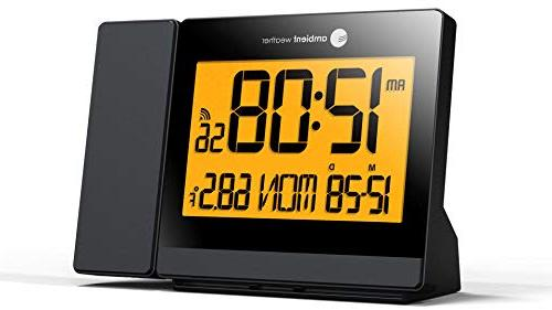 clearview controlled projection alarm clock