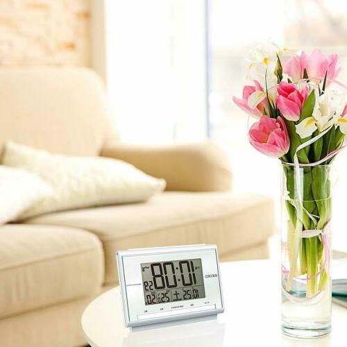 Seiko Seiko alarm clock digital radio clock