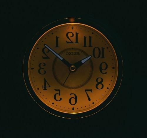 SEIKO alarm clock by