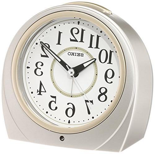 clock automatic lights alarm