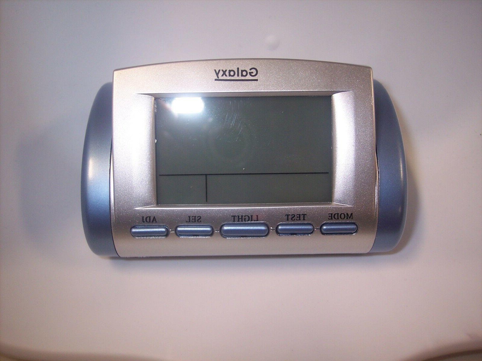 clock digital bell alarm clock with light