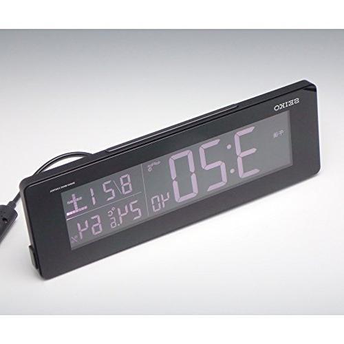 Seiko CLOCK type color radio alarm clock DL205K