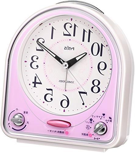 clock melody 31 songs analog