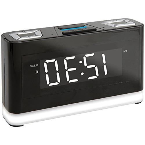 clock radio w alexa voice