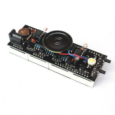 Compact 4-digit Talking DIY Kit Light
