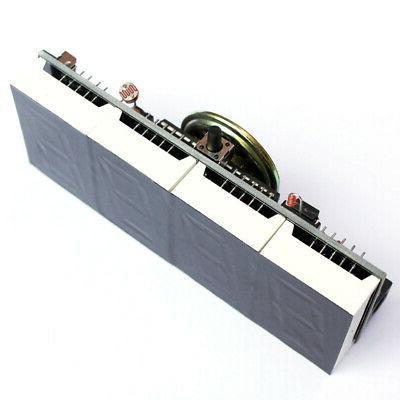 Compact 4-digit LED Talking Clock Light Control Temperature