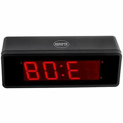 cordless desk shelf clocks alarm