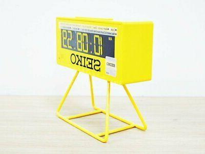 Seiko digital Alarm beep stopwatch