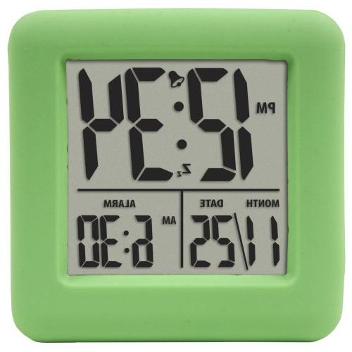 Equity LCD Clock,