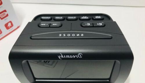 DreamSky Decent Alarm FM Radio USB Port Charging,