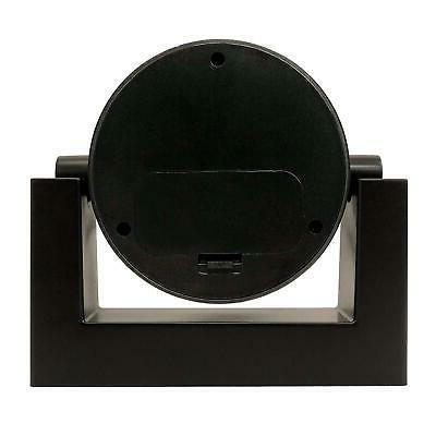 Desktop Desk Tabletop, Black Frame w/White Face