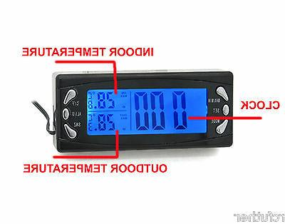 Digita Car Auto LCD with