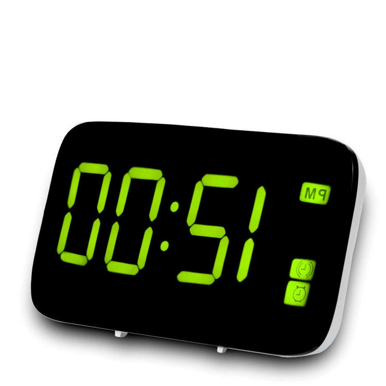 Digital Alarm LED Display Sound
