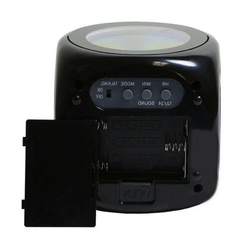 Digital Alarm With Voice Projection Temperature