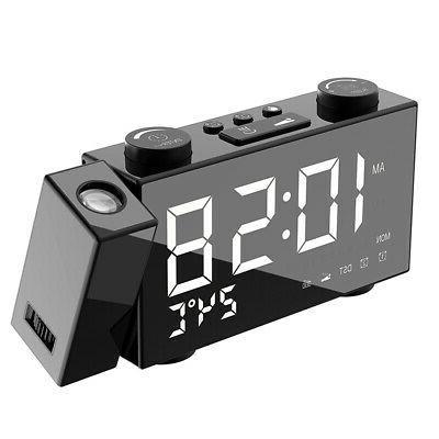 6 Inch Clock Adjust Volume