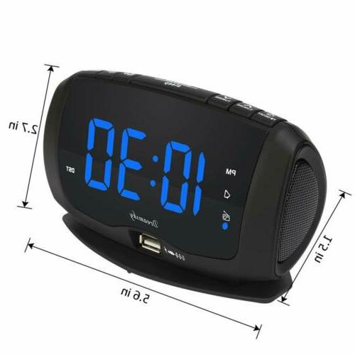 DreamSky Clock Radio Large