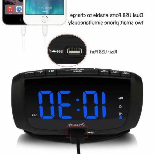 DreamSky Digital Radio Large Display