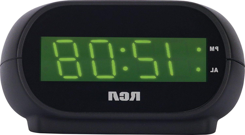 digital alarm clock with night light 3