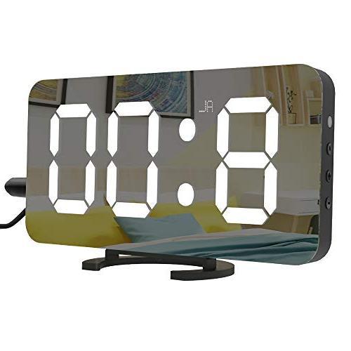 display alarm clock