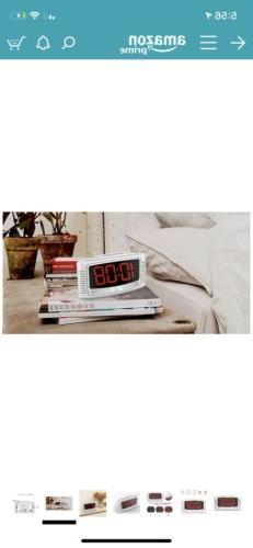 Dreamsky Ditigal Clock, Simple