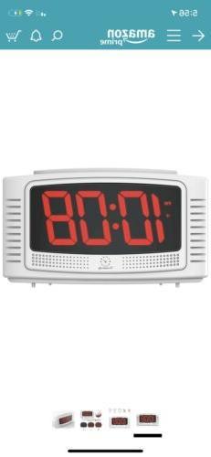 Dreamsky Ditigal Alarm Clock, Simple Yet Modern