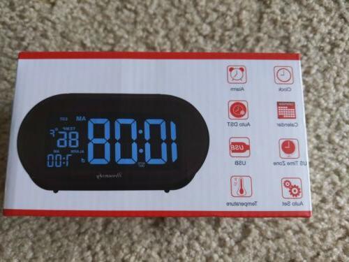 ds305b automatic alarm clock