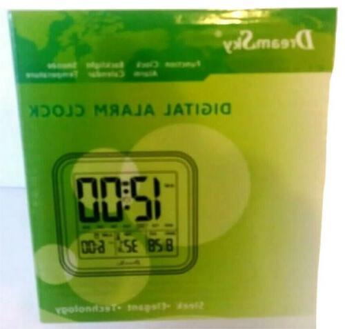 ds601 digital alarm clock