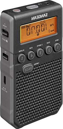 NOAA Alarm Pre-Sets/Pocket