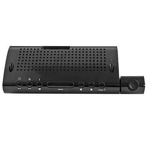 Electrohome Desktop Radio W RMS 2 Alarm - AM, -