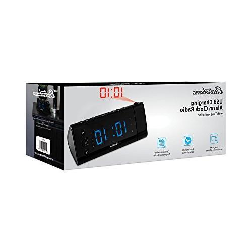 Electrohome EAAC475 Radio - 0.5 RMS - 2 Alarm - AM, - -