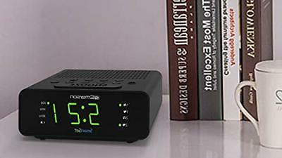 New Smart Clock with Radio New