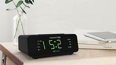 New Set Clock AM/FM Radio New