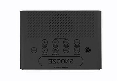 New Set Clock Radio with Radio Dimmer Sleep New