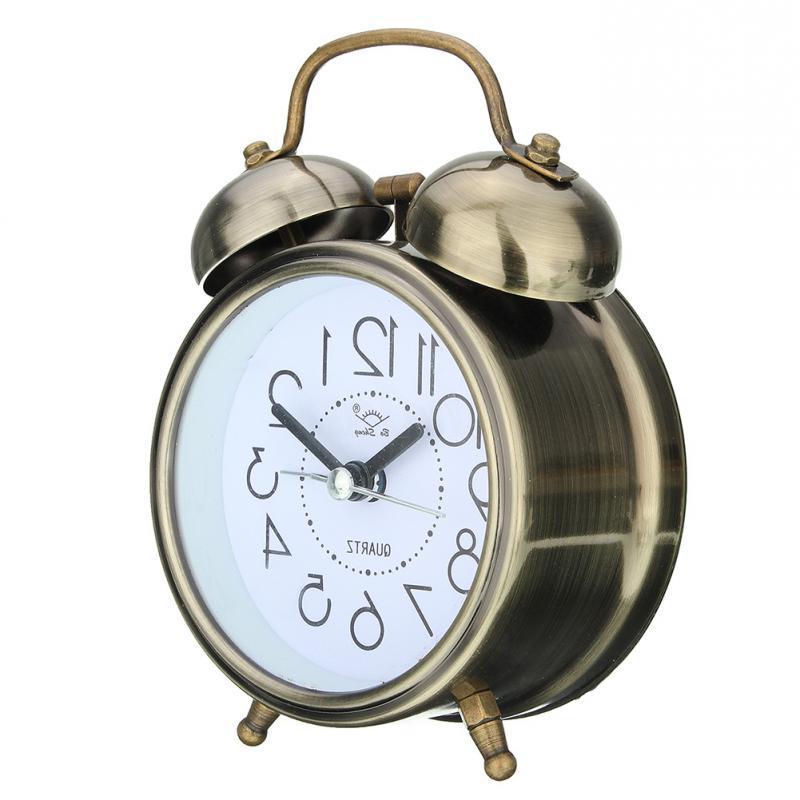 <font><b>Alarm</b></font> <font><b>Clock</b></font> Vintage Silent <font><b>Clocks</b></font> <font><b>Alarm</b></font> Bedside Night Light
