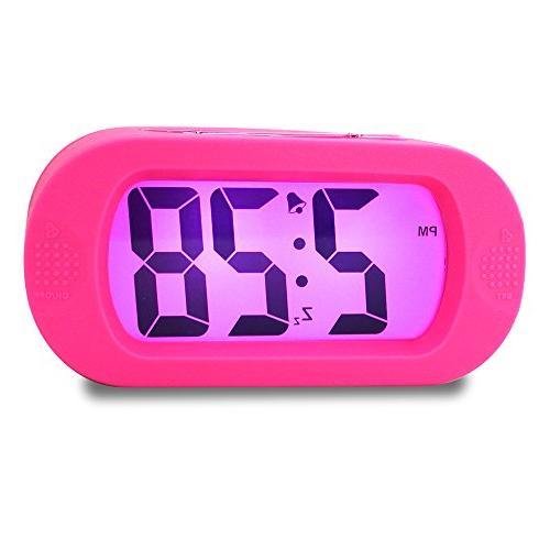 girls alarm clock