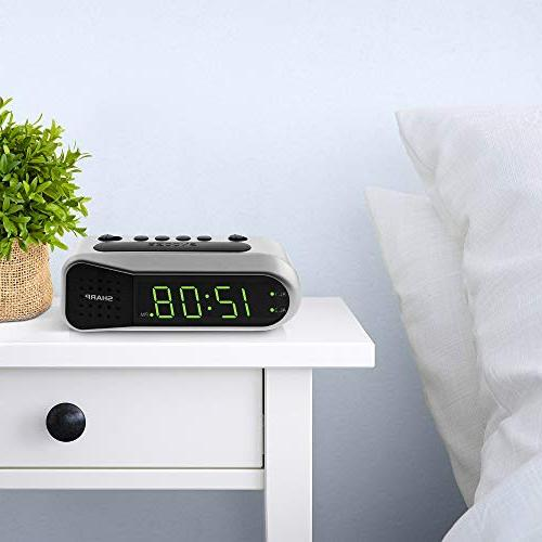 Sharp Digital with Alarm, Alarm, Experience, Battery Back-up