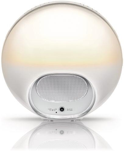 Philips HF3520 Wake-Up With Colored White