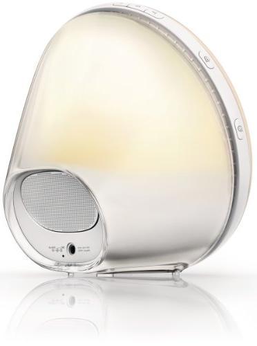 Philips With Sunrise Simulation, White