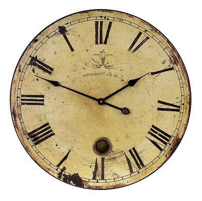 home 2511 wall clock