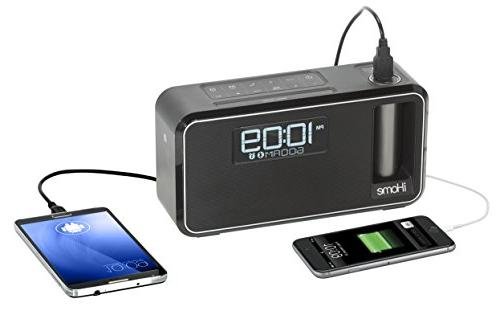 iHome Bluetooth Stereo Alarm Radio/Speakerphone with
