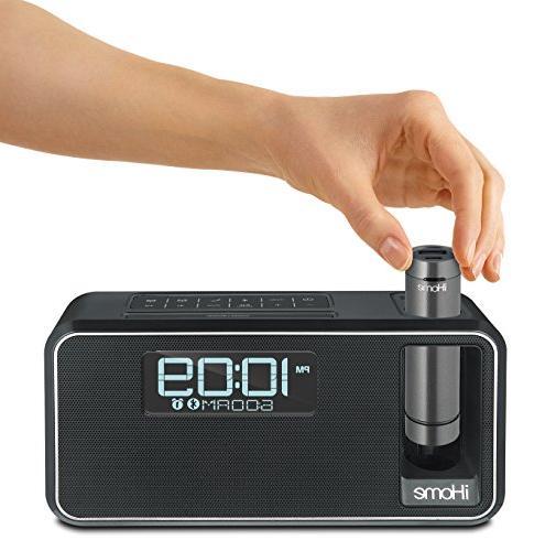 iHome Dual Charging Bluetooth Radio/Speakerphone Power