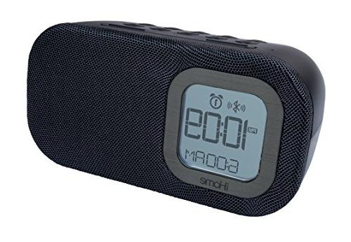iHome Bluetooth Alarm FM with Speakerphone and Charging -