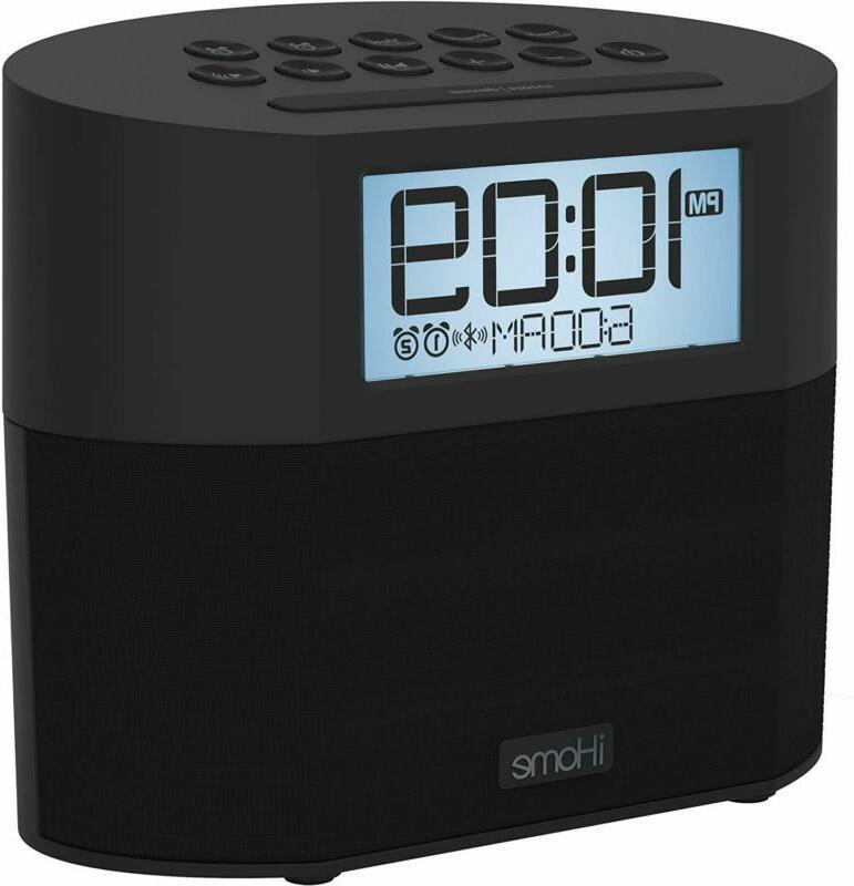 Ihome Ibt231 Dual Alarm With Speakerphone Usb