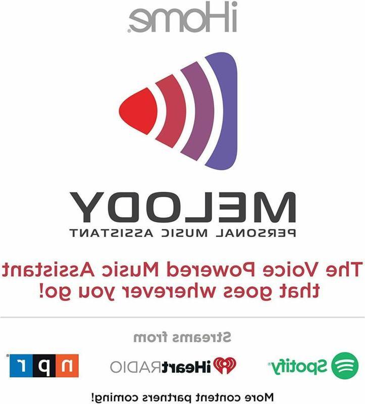 Ihome Ibt231 Alarm Fm Clock With Speakerphone And Usb