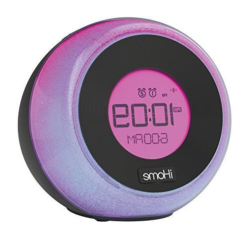 ibt290b bluetooth changing dual alarm