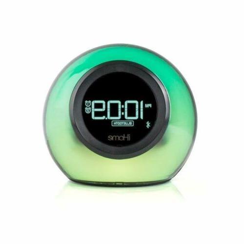iHome Changing Alarm Clock FM