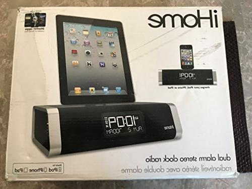 idl45bc dual charging stereo fm