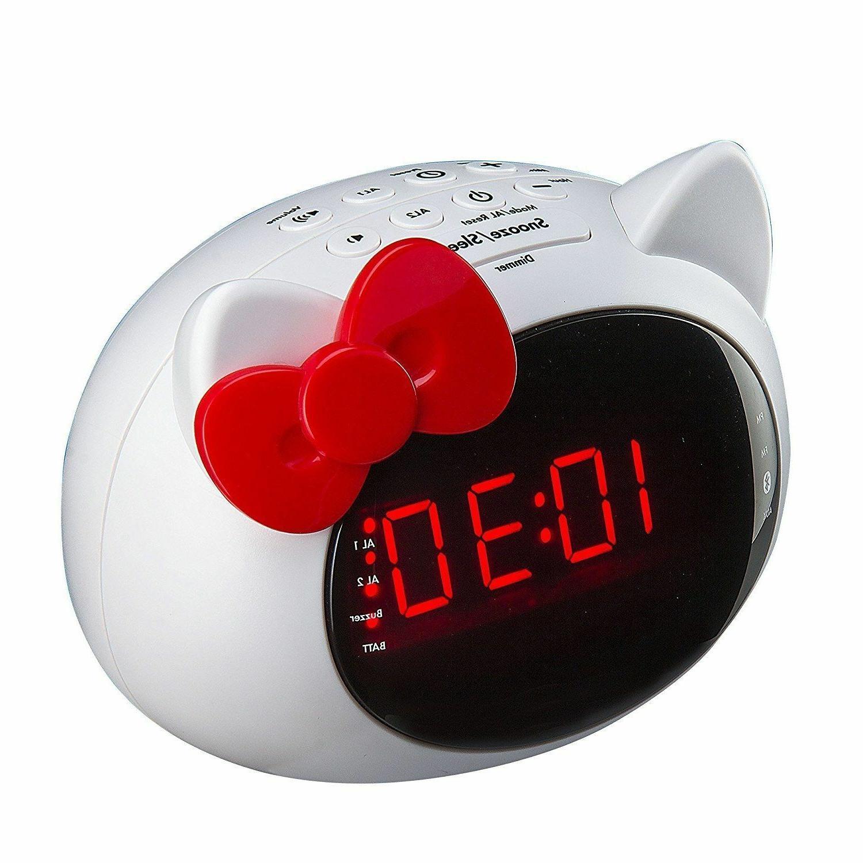 iHome Hello Dual Alarm Speaker Fast